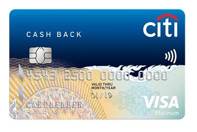 บัตรเครดิตซิตี้ แคชแบ็ก แพลตตินัม