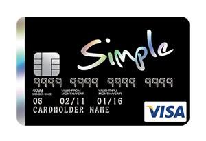 บัตรเครดิตกรุงศรี ซิมเปิล วีซ่า บัตรเครดิต Cash Back