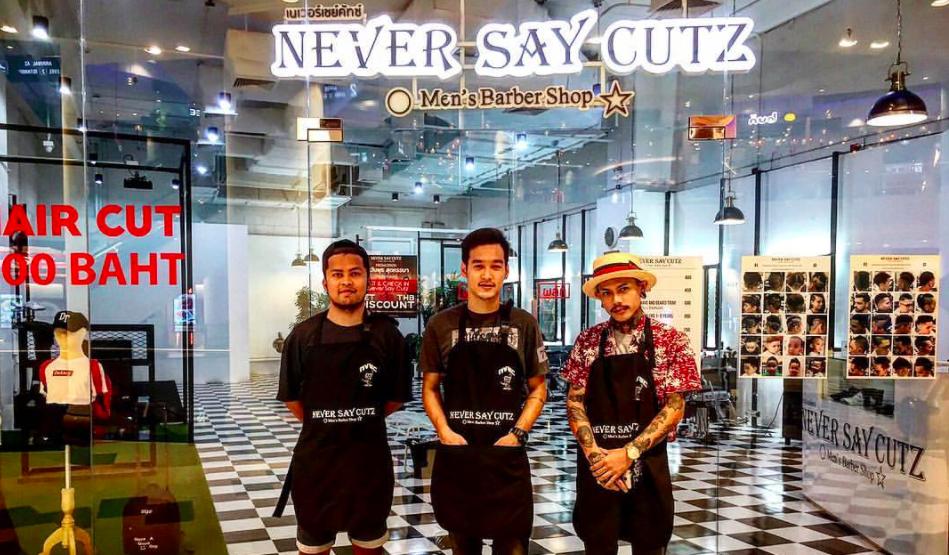 Never Say Cutz