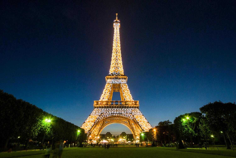 ที่เที่ยว ปารีส หอไอเฟล