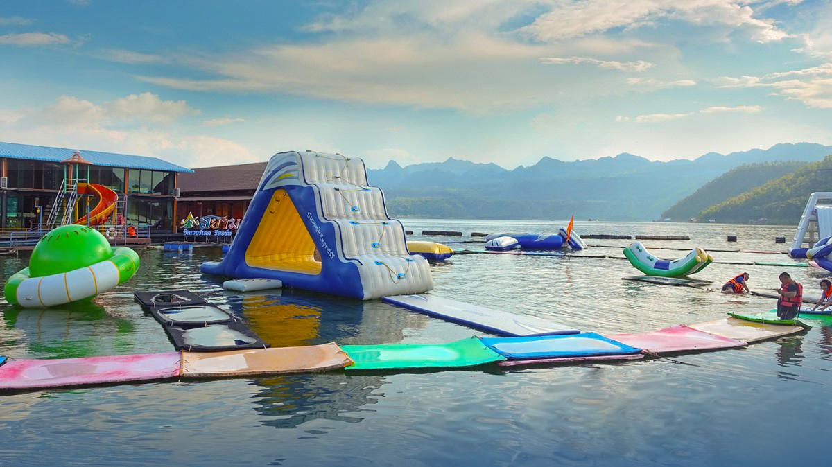 Siam Silver Lake Resort สยาม ซิลเวอร์ เลค รีสอร์ท
