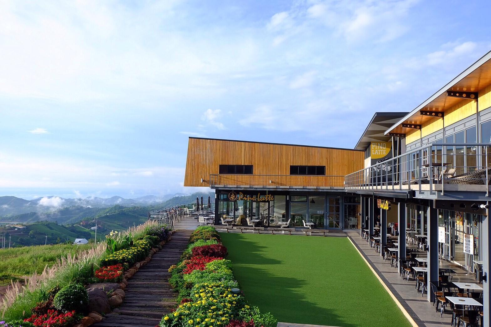 ที่เที่ยว เขาค้อ Pino Latte Resort & Café