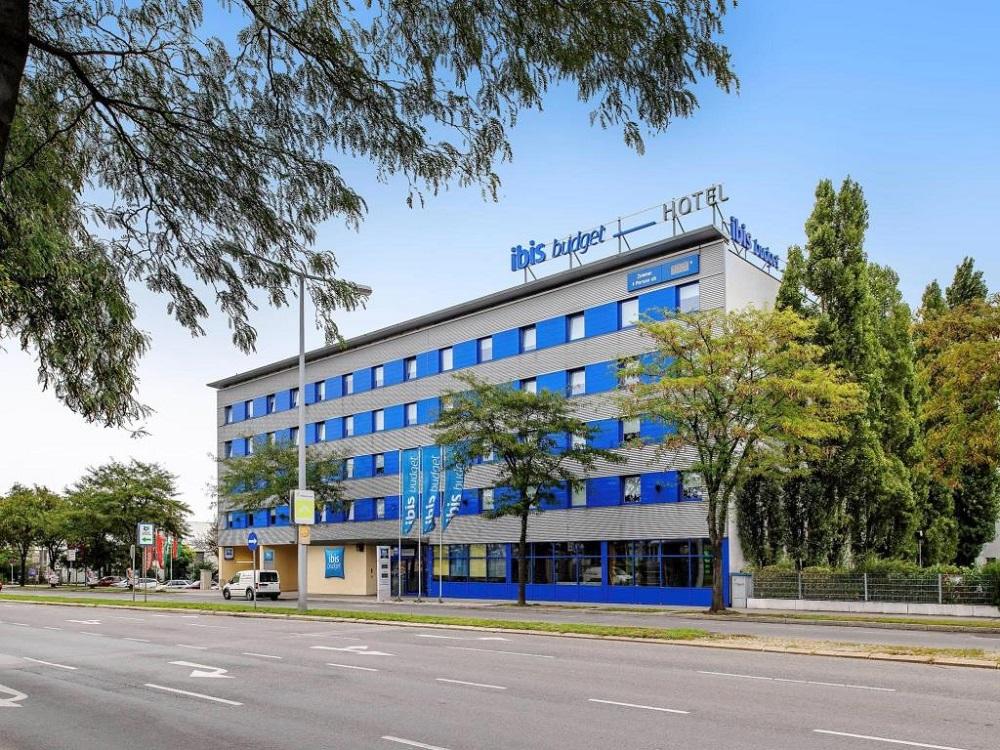 Ibis budget Wien Sankt Marx โรงแรมไอบิส บัดเจ็ท วีน แซงต์มาร์กซ์
