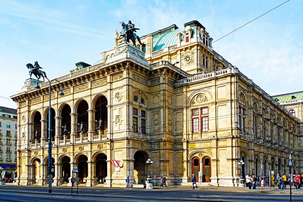 Vienna State Opera โรงโอเปร่าแห่งกรุงเวียนนา