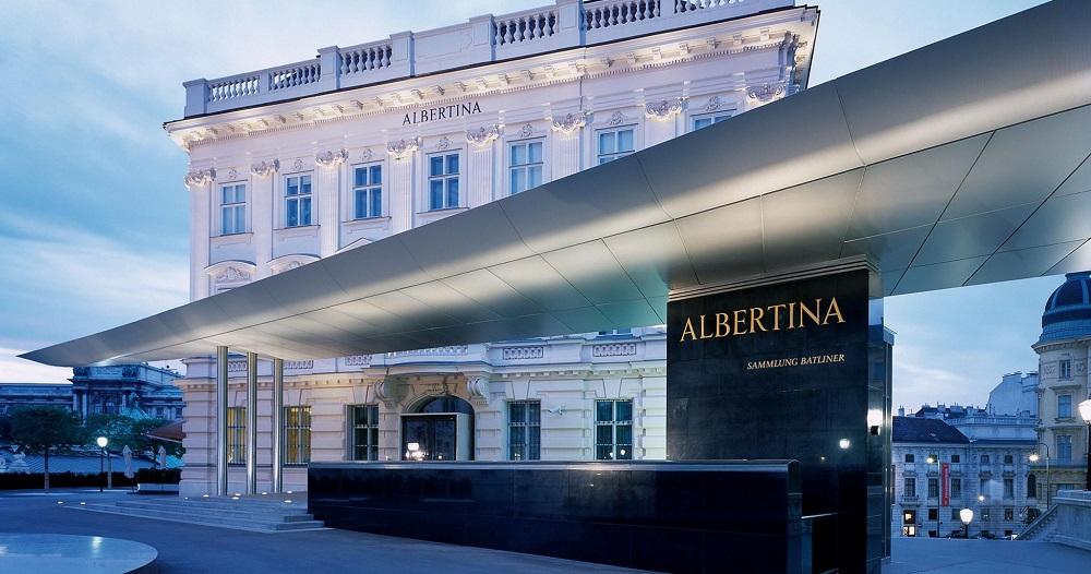Albertina Museum พิพิธภัณฑ์ศิลปะสมัยใหม่ อัลแบร์ทินา