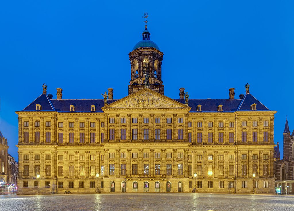 Koninklijk Palace พระราชวัง
