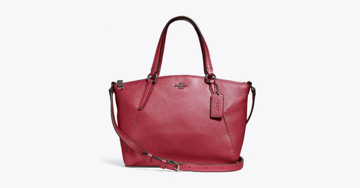 COACH F29639 MINI KELSEY SATCHEL