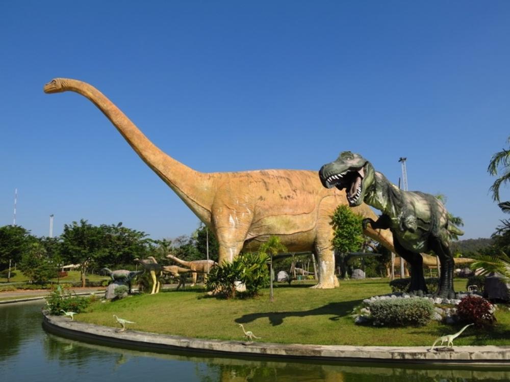 ศูนย์ศึกษาวิจัยและพิพิธภัณฑ์ไดโนเสาร์ภูเวียง