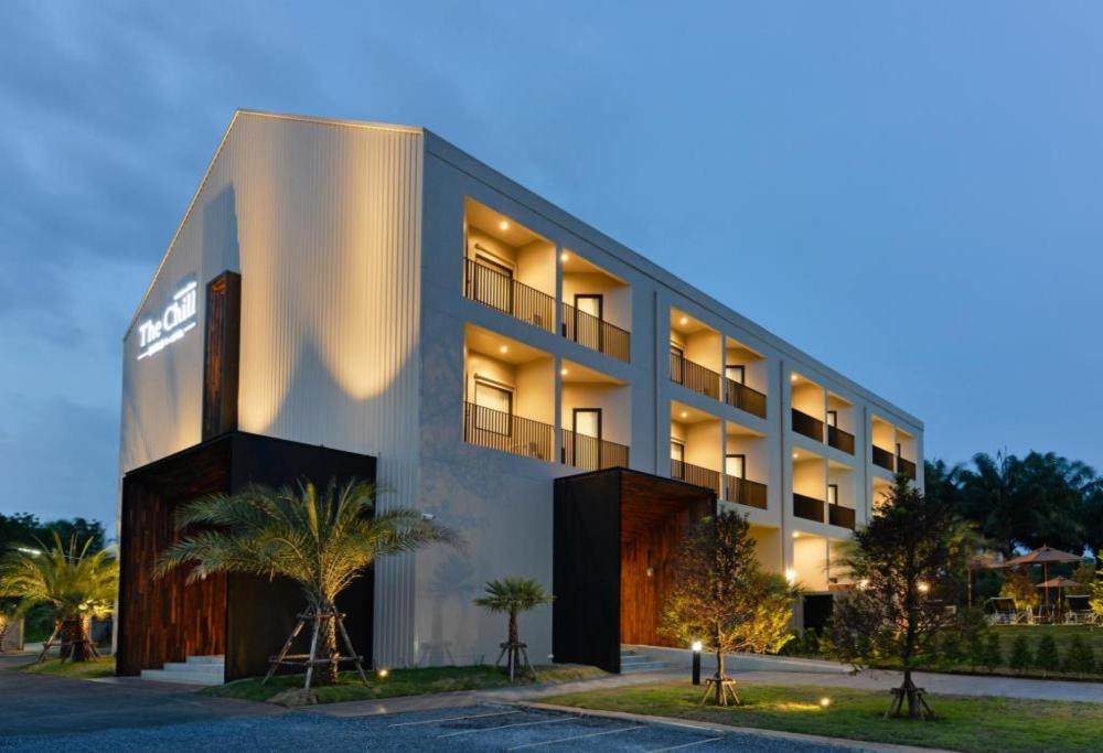 โรงแรม เดอะ ชิลล์ แอท กระบี่ โฮเต็ล