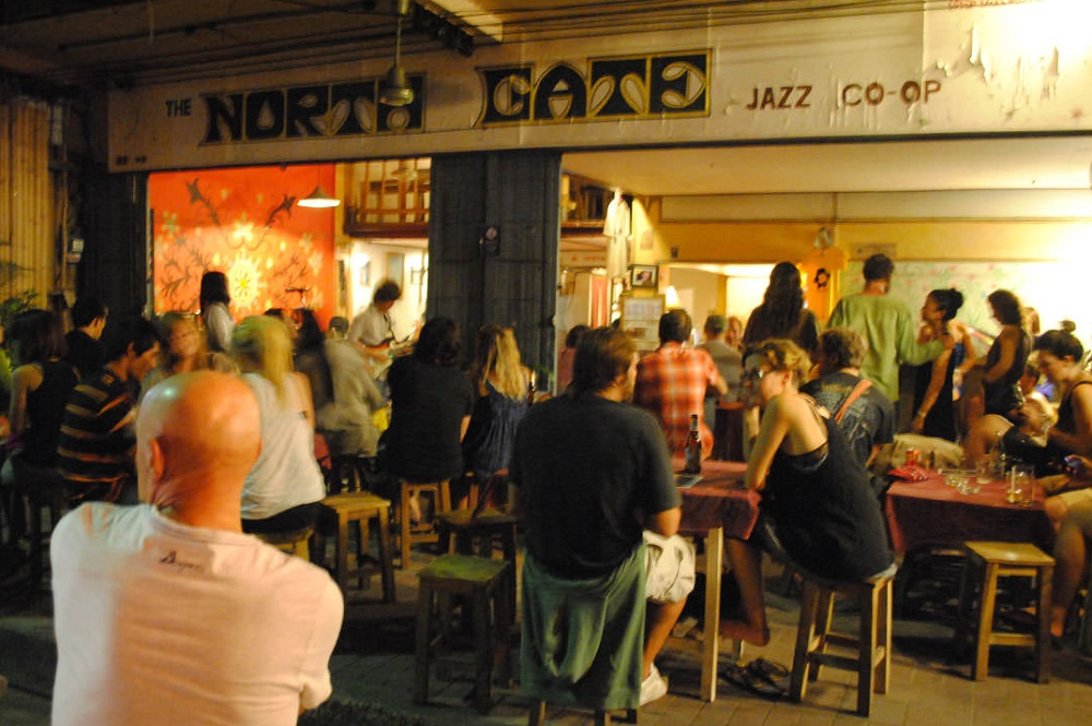 เที่ยวเชียงใหม่ ร้านนั่งชิล เชียงใหม่ : North Gate Jazz CO-OP