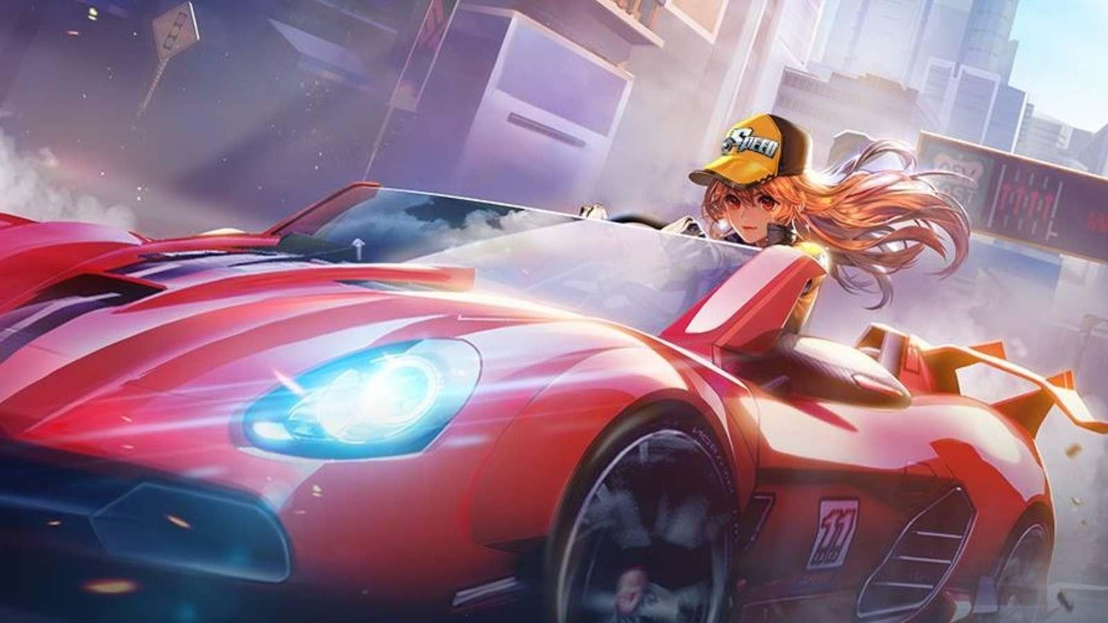 เกม มือถือ ออนไลน์ Speed Drifters