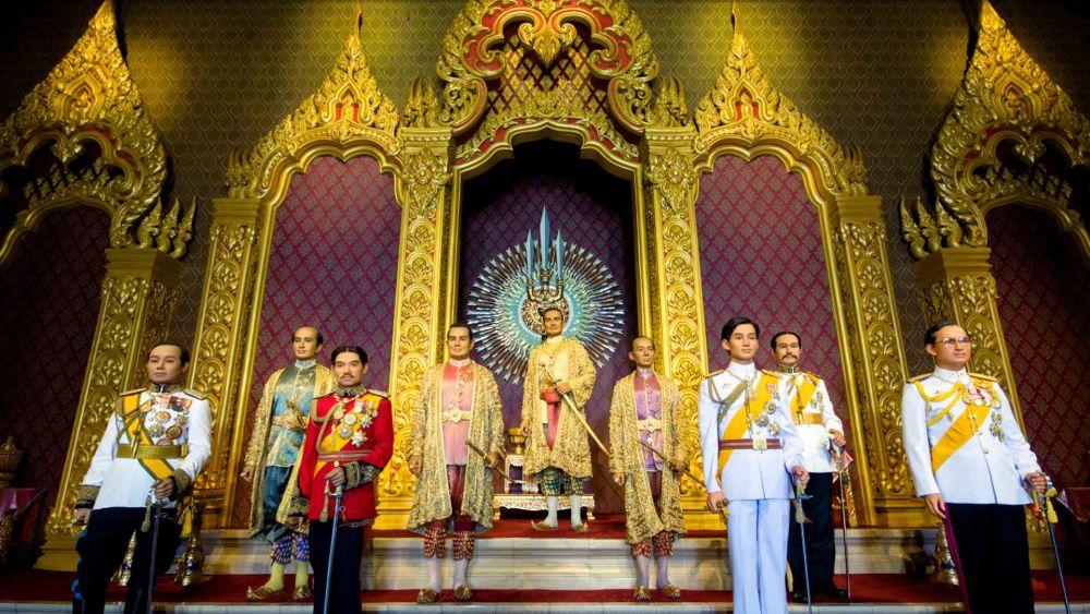 พิพิธภัณฑ์หุ่นขี้ผึ้งไทย นครปฐม ที่เที่ยวใกล้กรุงเทพ ไปเช้าเย็นกลับ 1 วัน ได้ ไม่มีรถ ก็ไปได้