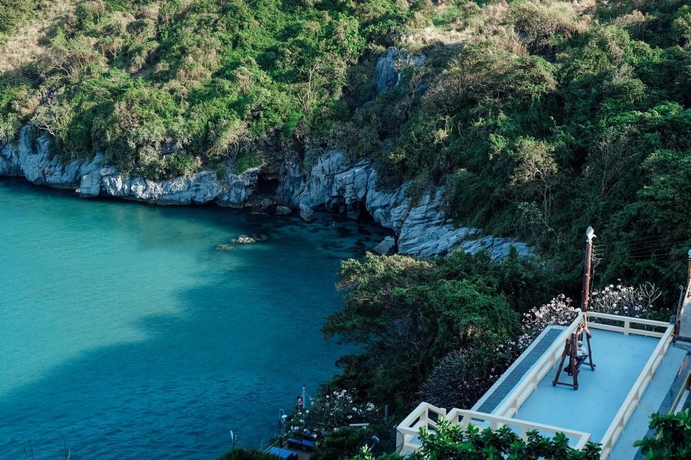 ที่เที่ยวใกล้กรุงเทพ เกาะสีชัง ชลบุรี ไปเช้าเย็นกลับ Pantip