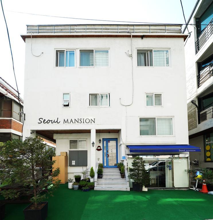 Seoul Mansion Guesthouse ทีพักย่านฮงแด