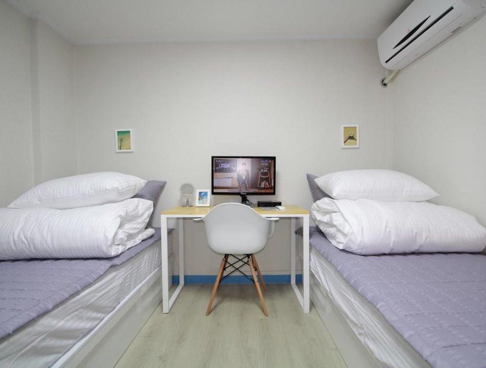 รูป ที่พัก Cocoonstay Hongik Univ. Station