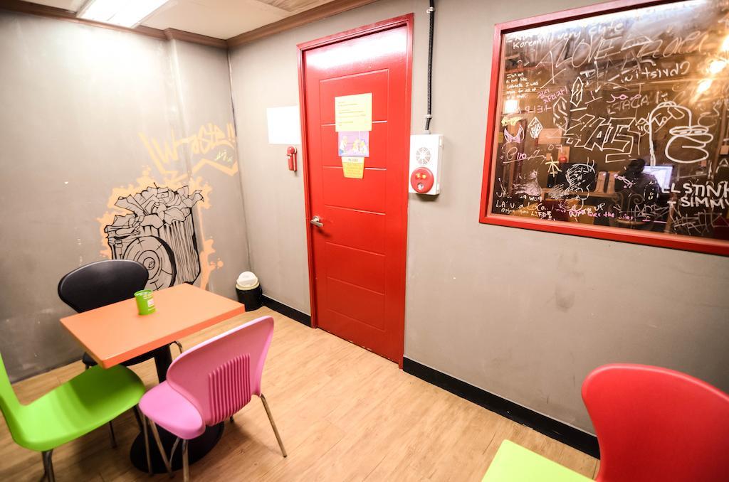 ชินชน พักไหนดี Kimchee Sinchon Guesthouse