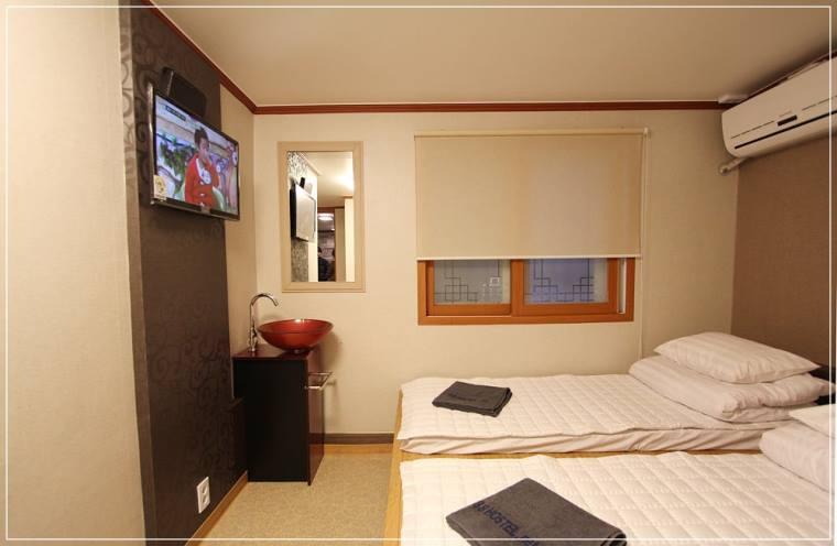 ที่พัก ฮงแด 88 Hostel