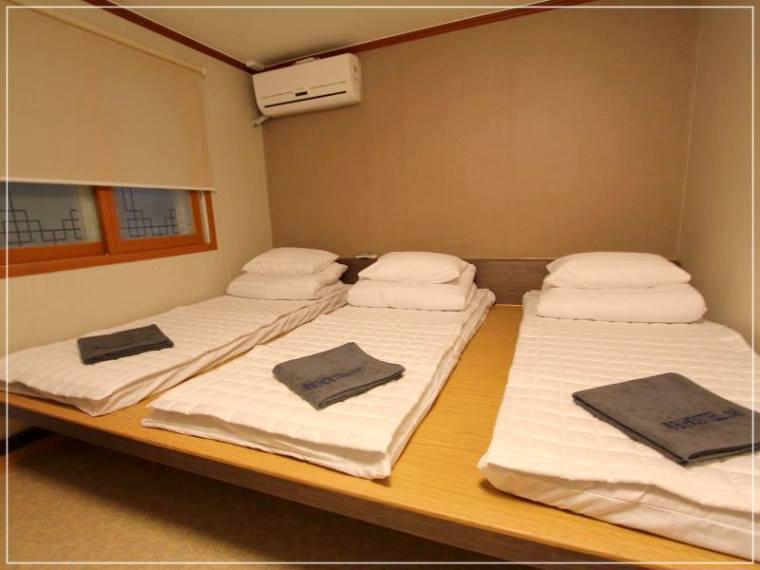ที่พัก แถว ฮงแด 88 Hostel