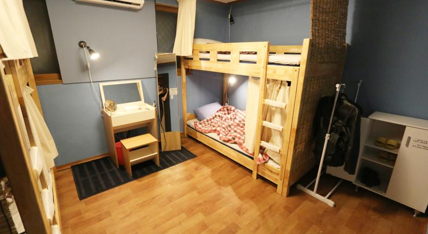 Maru Hostel Hongdae