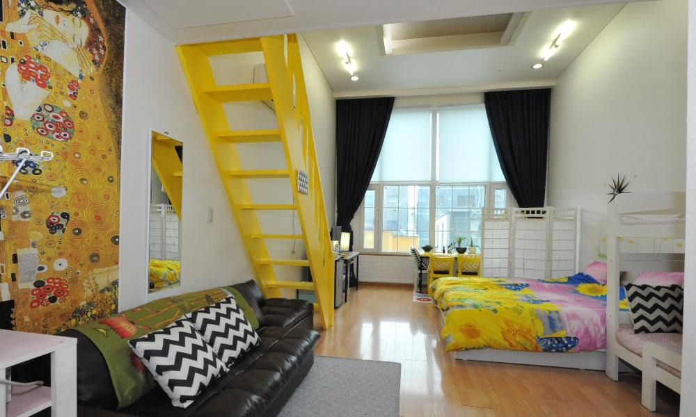 รีวิว Hongdae Gusethouse