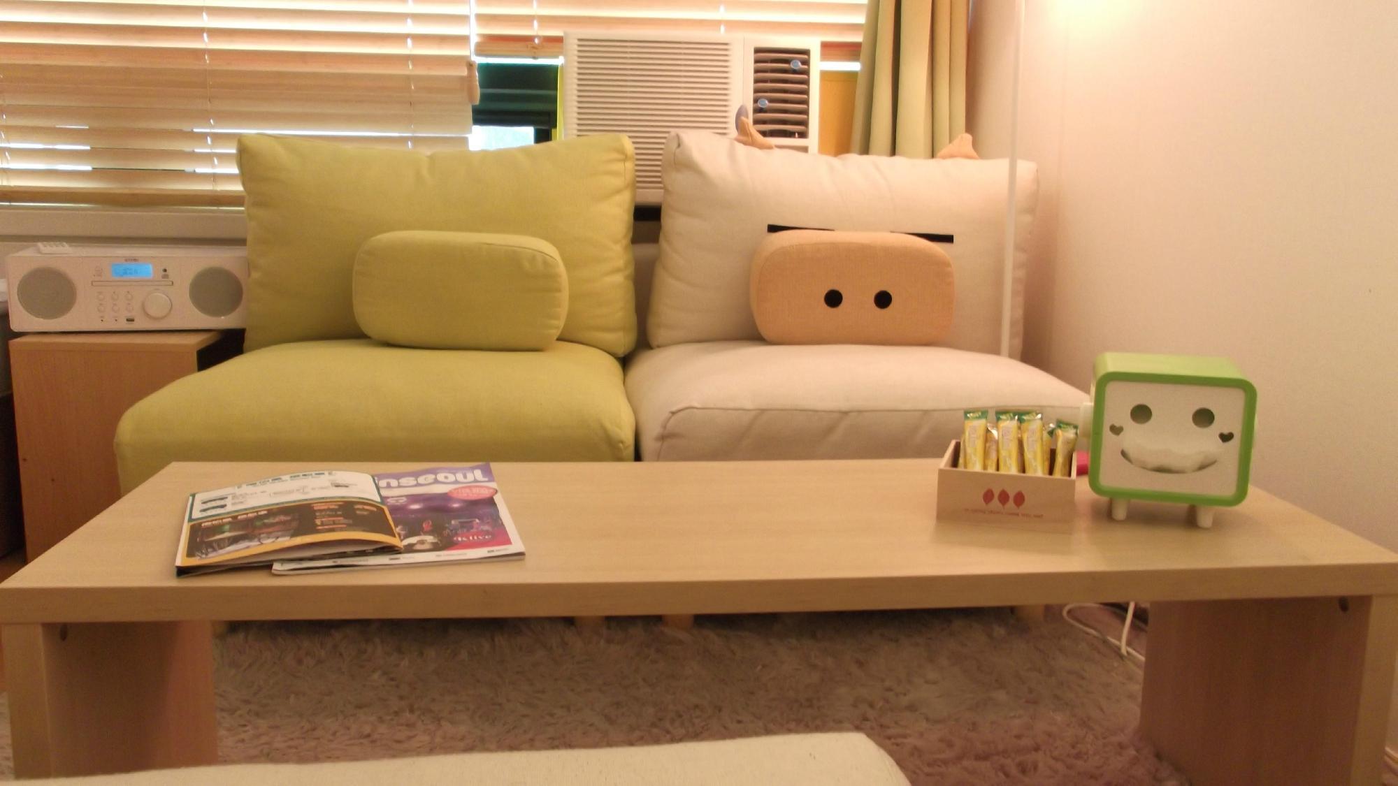โรงแรม ฮงแด pigfly  guesthouse