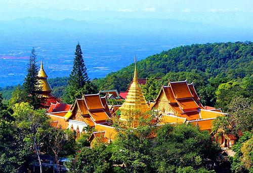 อุทยานแห่งชาติดอยสุเทพ ดอยปุย อ.เมือง จ.เชียงใหม่ #2 รูปจาก ท่องทั่วไทย