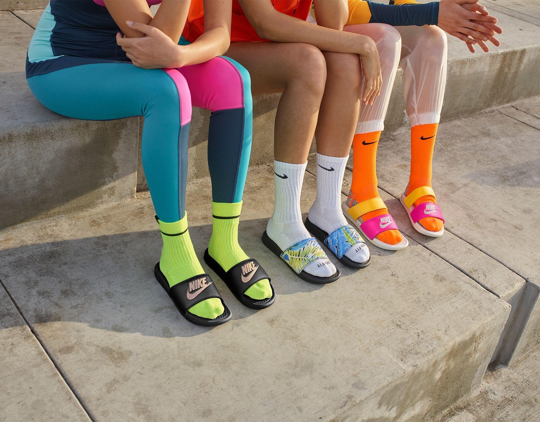 ส่วนลด Nike รองเท้าแตะ Nike