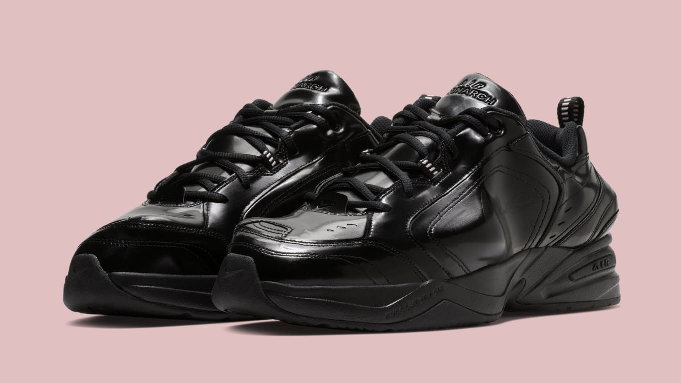 Nike x Martine Rose Air Monarch IV : รองเท้า Nike Limited Edition